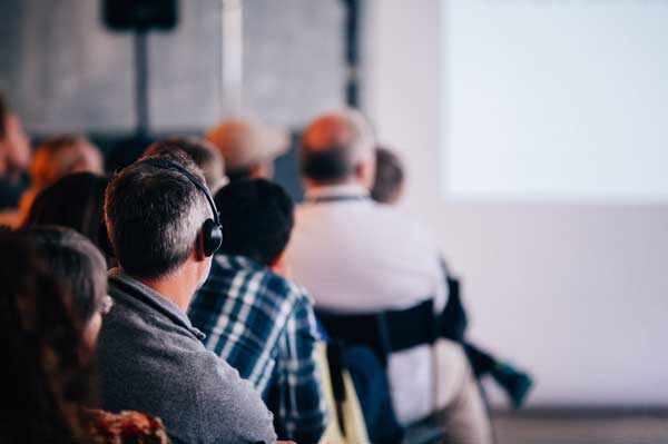 CHOOSE OUR AUDIO&VIDEO SERVICES FOR YOUR ACADEMIC AND CONFERENCE ACTIVITIES