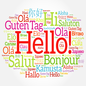 LANGUAGE PAIRINGS